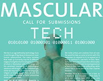 CALL FOR SUBMISSIONS MASCULAR Magazine No 18