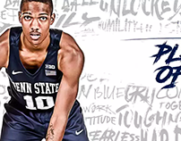 Penn State Men's Basketball Player of the Game
