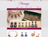 Norenzo, Web Design