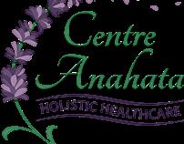 Centre Anahata Logo Design