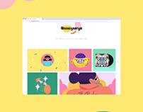 nosoyserge.com - Online portfolio