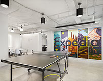 Expedia DC Office