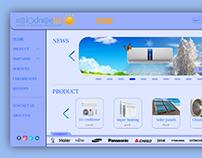 XolodnoeLeto (Ui UX Design)