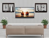 Scene Creator - Classic Living Room