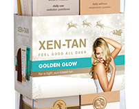 PACKAGING - XEN-TAN® Christmas Kit Wraps