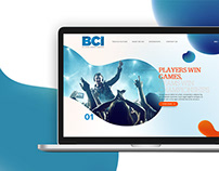 BCI Media Agency Website