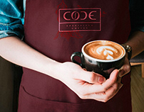 Code Speciality Coffee - Branding