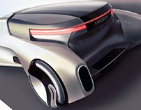 LINCOLN EXTERIOR DESIGN 2040 PROJECT