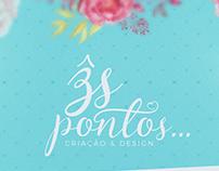 3s Pontos | Branding