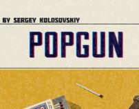 Popgun. Poster