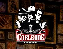 Mídias sociais Barbearia Corleone