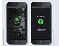Hikefind App