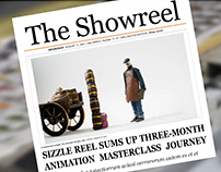 Stop Motion Showreel