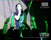 Transmissions-LIVE - K.Flay Live Performance