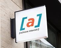 Branding & Logo Design | Achieve Internet
