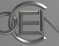 Ejercicio reproducir logotipo 3D
