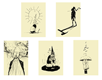 Personal illustrations 2015