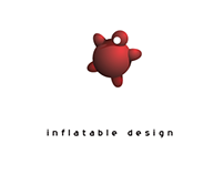 Inflatable Design Business Set