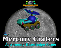 Mercury Craters Fun Game