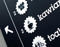 Nowy Theater Wayfinding System