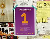 1/12: Luta contra a AIDS | USP Diversidade