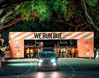Nike - We Run Bue 2015