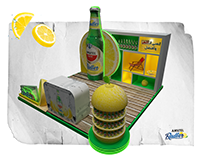 Amstel Zero Radler Activation