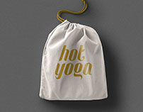 Identity for Hot Yoga Bergen