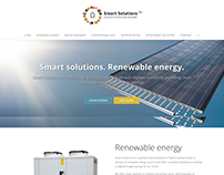 Website for Smartsolutions Pro