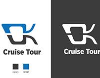Ok Cruise Ship Tour Logotype