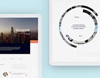 Origin — Website Design N°001