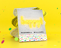 Pharrell Williams - Happy (Book)