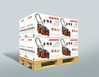 Diseño de Packaging para la marca Anova, 2017