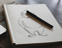 Gems Mascot Design