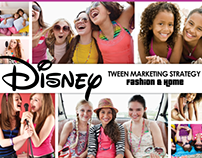 Disney for ATTIK Strategy, Creative Direction