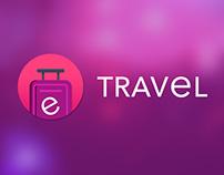 TRAVeL - UX Design