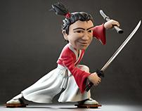 Kzulo   Samurai