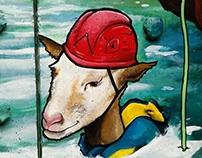 Painting for Expediciones