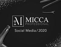 Micca - Social Media