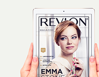 Revlon – Digital Magazine