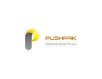 Pushpak Steel Industries Rebranding
