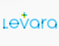 Levara Identity and Packaging