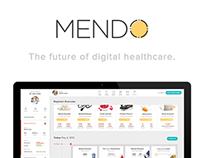 Mendo: the Future of Digital Healthcare