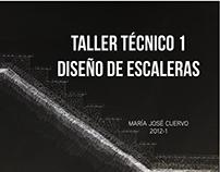 Tecnico 2: Diseño de Escaleras