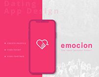 Emocion Dating app