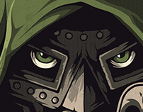 Marvel Villains: Doctor Doom & Green Goblin