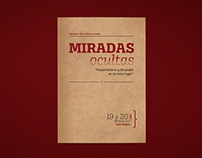 """Miradas Ocultas"" - Editorial Design"