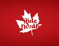 Ride North Branding