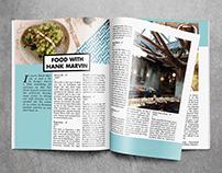 Parlons Magazine Commission