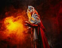 Firekeeper, Dark Souls 3